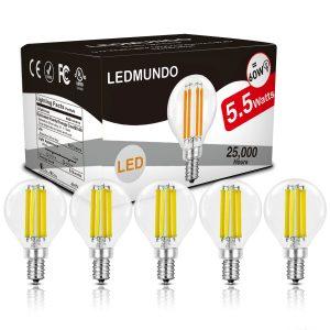 6000K LED GX53 Dimmable 8 Watt 560 Lumens Light Bulb 3000K